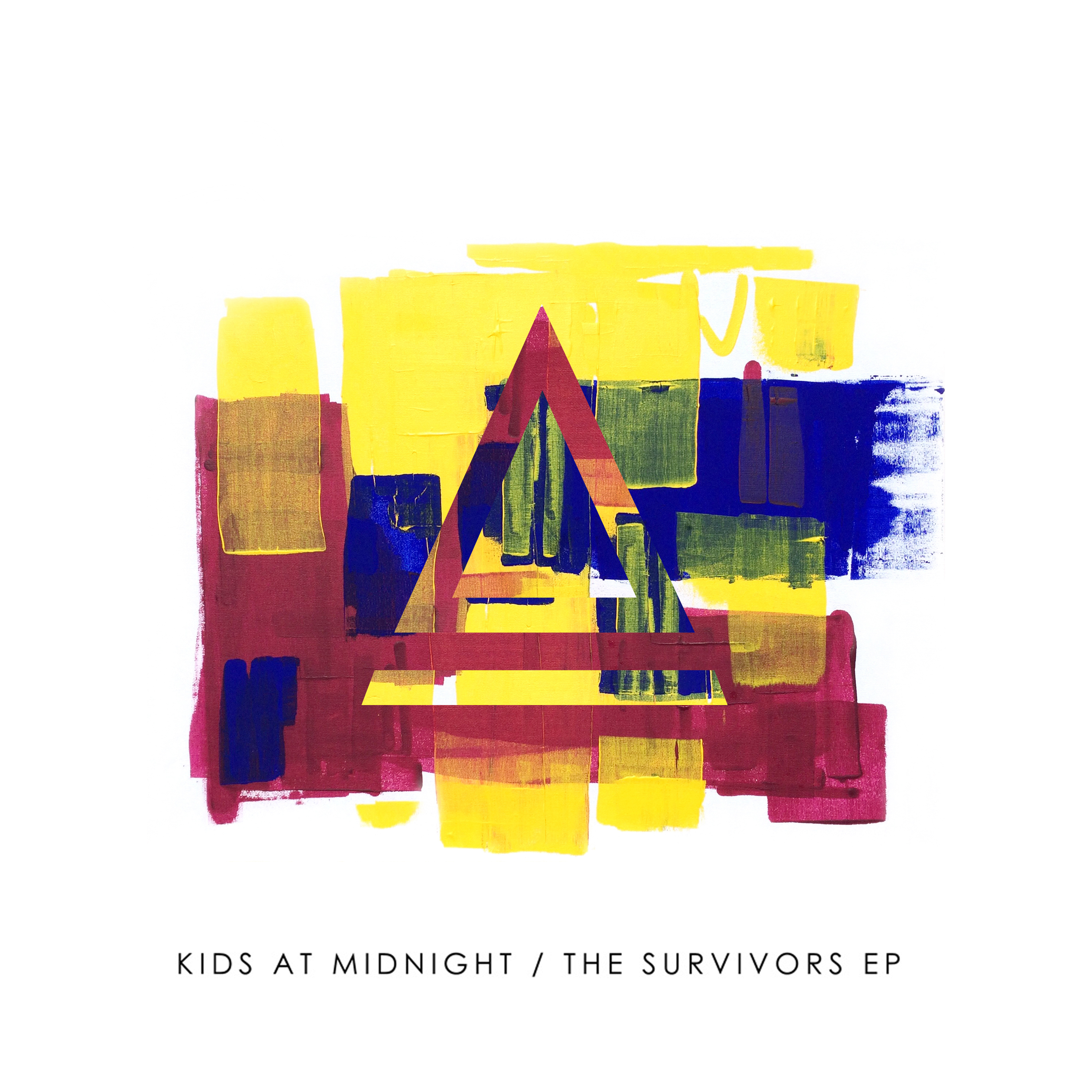 NEW RELEASE! Kids At Midnight: The Survivors - EP